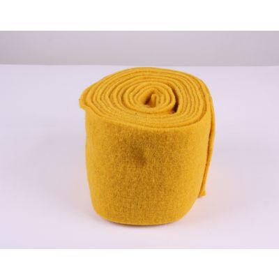 Filz-Topfband 15cm  5m sonnengelb 007274