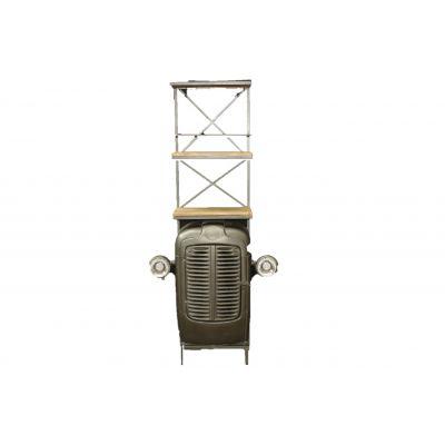 Metall-Bar Traktor 86 x 39 x 180 cm 116666