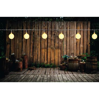 Partylights LED 10 m mit Trafo 119627