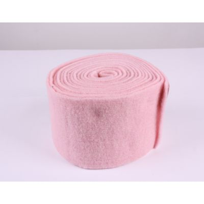 Filz-Topfband 15cm 5m hell rosa 020196