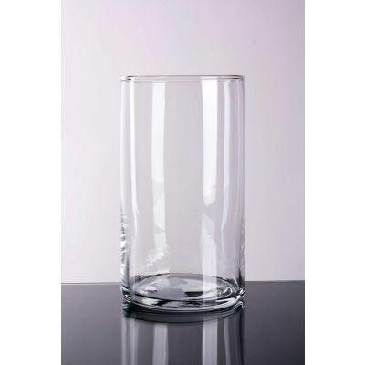 Glas Zylinder klar D10 H20 cm 023123