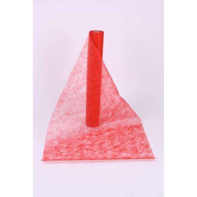Decotuch Sizoflor fire red 60cm Breit // 25 Meter 1/1/1 026269