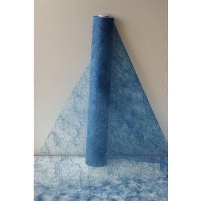 Decotuch Sizoflor blau 60cm Breit // 25 Meter 026289