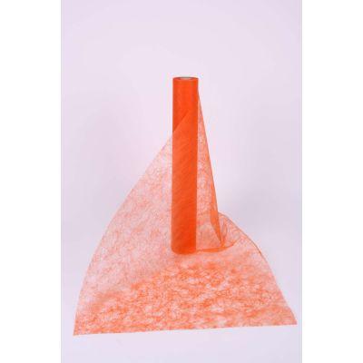 Decotuch Sizoflor orange 60cm Breit // 25 Meter 026293