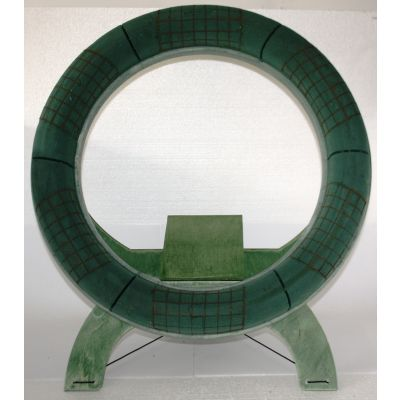 Oasis Urnen Kranz 72 cm Ecobase 018991