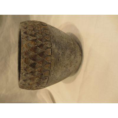 Zement-Topf Bergen 16 x 16 x 14,5 cm 107556