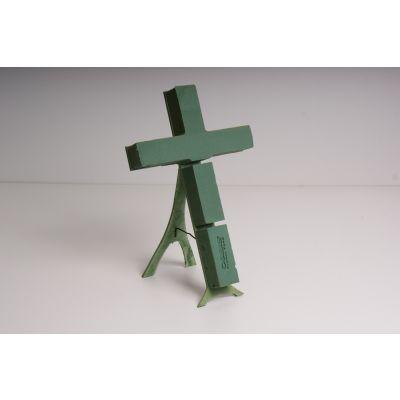 Oasis bioline Kreuz Mini (2) 40 cm,Kreuz z.aufstellen 021572