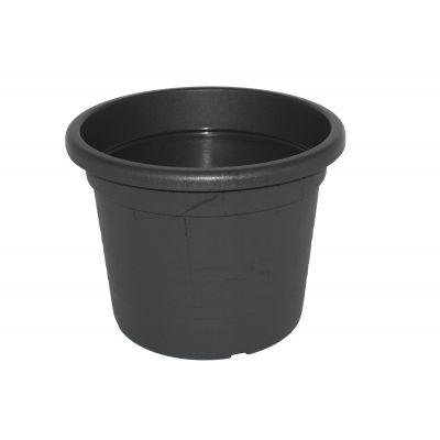 Plast Pflanztopf 40 cm anthrazit 023242