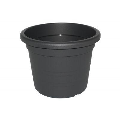 Plast Pflanztopf 50 cm anthrazit 023246