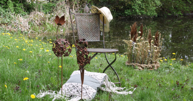 Gartendeko & Terrassen-Ideen