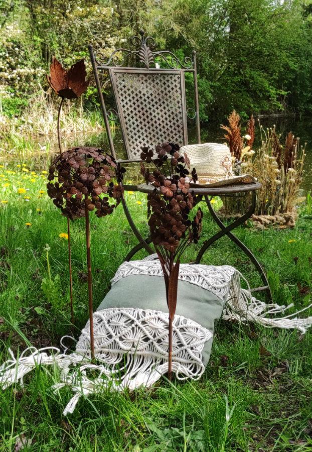 Gartendeko Rost